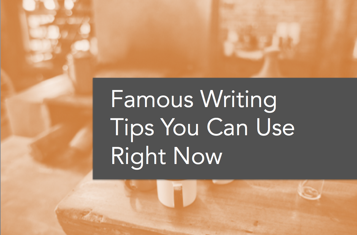 famous essays on writing