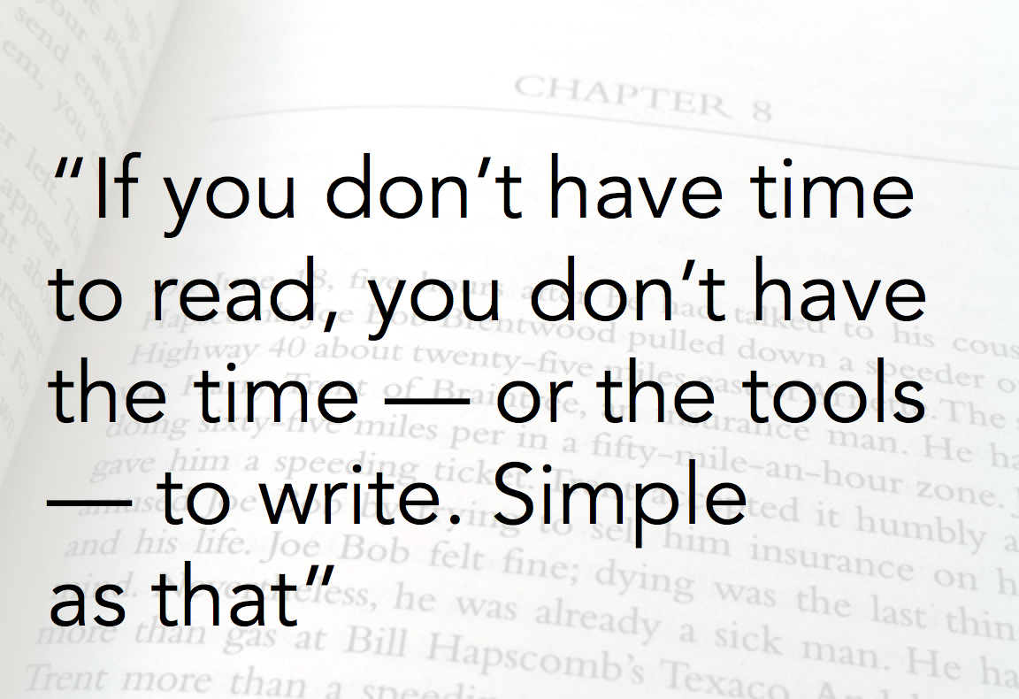 19 amazing writing tips from famous writers