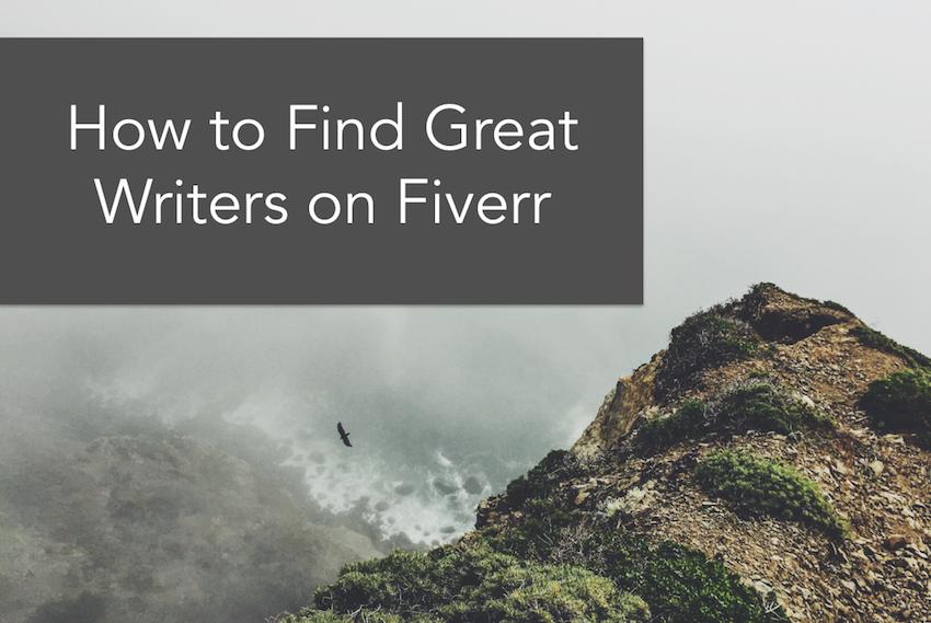 Find copywriters