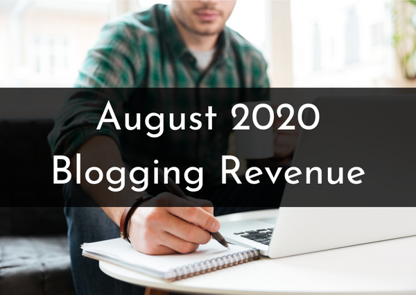 August 2020 Revenue Report